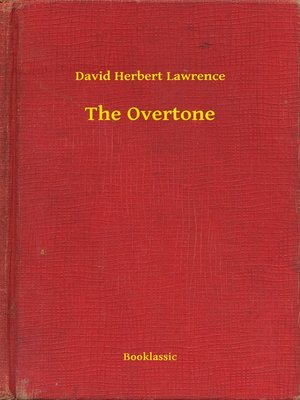 cover image of The Overtone