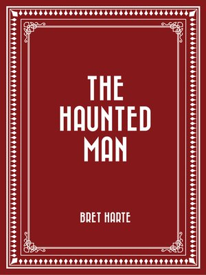 cover image of The Haunted Man