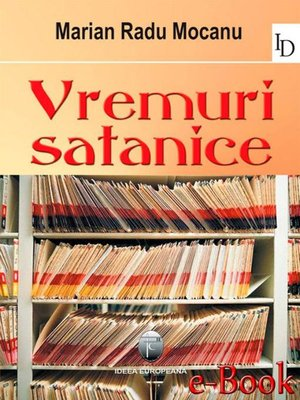 cover image of Vremuri satanice