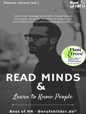 cover image of Read Minds & Learn to Know People