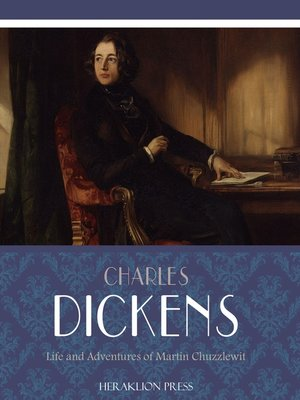 cover image of Life and Adventures of Martin Chuzzlewit