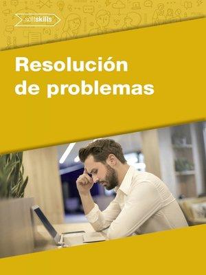 cover image of Resolución de Problemas