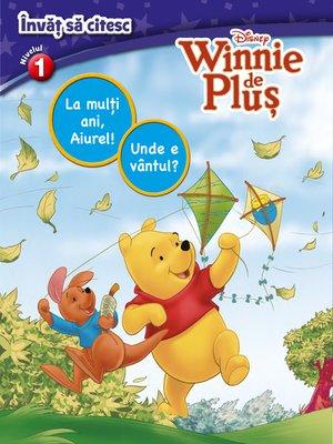 cover image of Nivelul 1. Winnie De Pluș