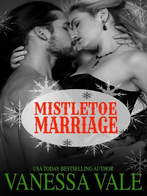 cover image of Mistletoe Marriage