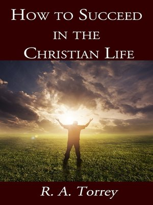 cover image of How to Succeed in the Christian Life