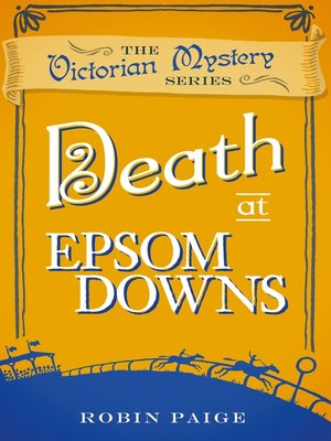 cover image of Death at Epsom Downs