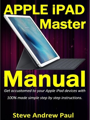 cover image of Apple iPad Master Manual