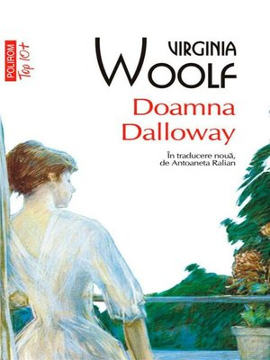 cover image of Doamna Dalloway
