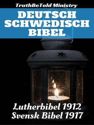 cover image of Deutsch Schwedisch Bibel