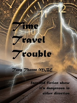 cover image of Time Travel Trouble