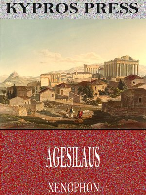 cover image of Agesilaus