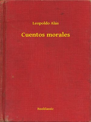 cover image of Cuentos morales