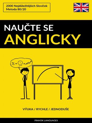 cover image of Naučte Se Anglicky--Výuka / Rychle / Jednoduše