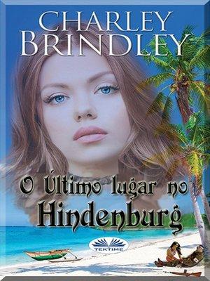 cover image of O Último Lugar No Hindenburg