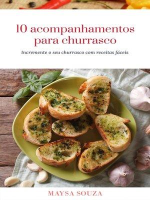cover image of 10 Acompanhamentos para churrasco