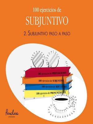 cover image of Subjuntivo paso a paso