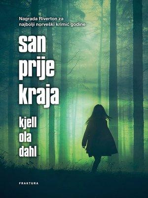 cover image of San prije kraja