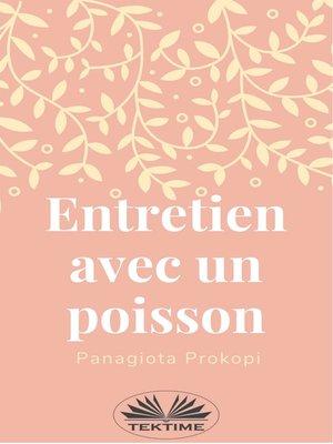 cover image of Entretien Avec Un Poisson