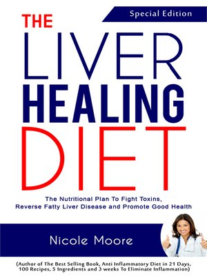cover image of The Liver Healing Diet