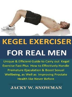cover image of Kegel Exerciser for Real Men
