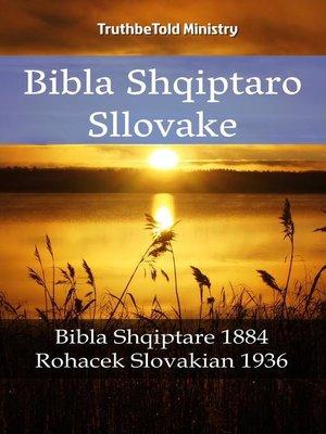 cover image of Bibla Shqiptaro Sllovake