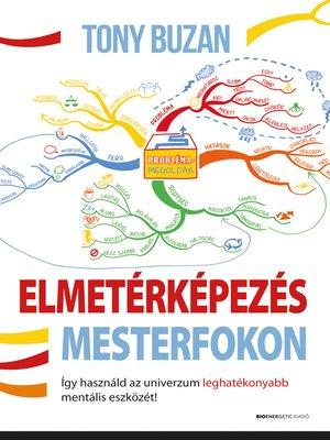 cover image of Elmetérképezés mesterfokon