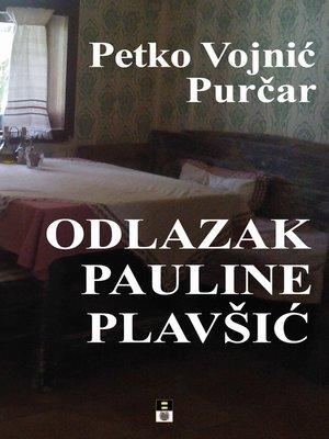 cover image of ODLAZAK PAULINE PLAVSIC
