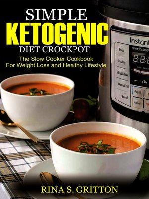 cover image of Simple Ketogenic Diet Crock Pot