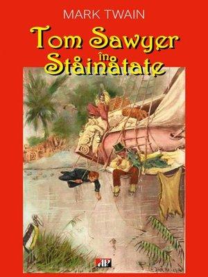 cover image of Tom Sawyer în străinătate