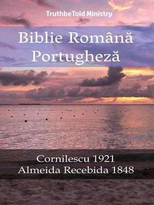 cover image of Biblie Română Portugheză