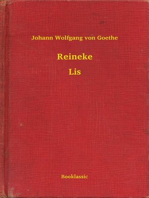 cover image of Reineke--Lis