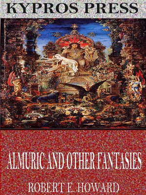 cover image of Almuric and Other Fantasies