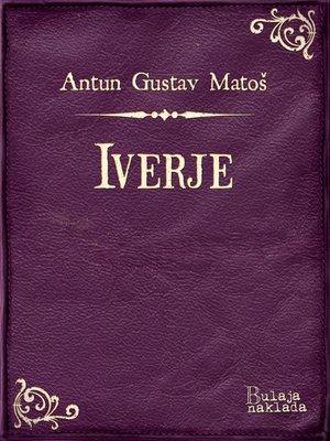 cover image of Iverje