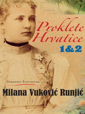 cover image of Proklete Hrvatice