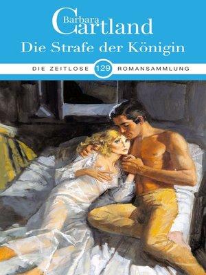 cover image of Die Strafe der Königin