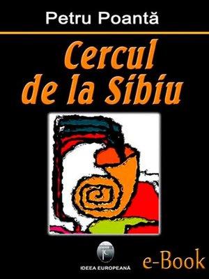 cover image of Cercul de la Sibiu