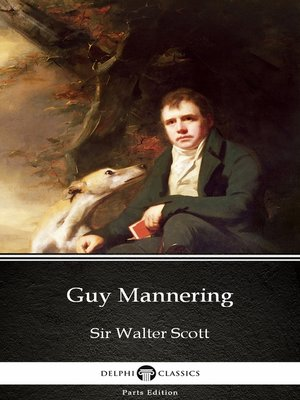 cover image of Guy Mannering by Sir Walter Scott