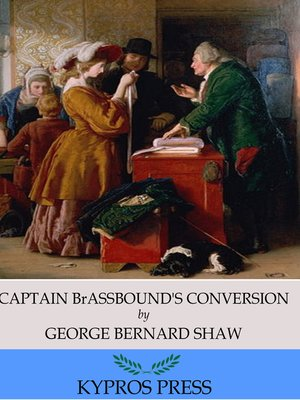 cover image of Captain Brassbound's Conversion