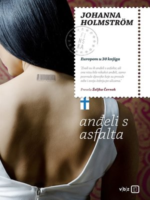 cover image of Anđeli s asfalta
