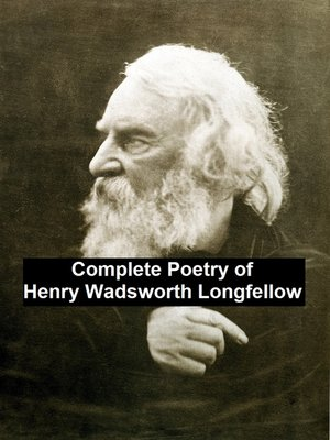 cover image of Complete Poetry of Henry Wadsworth Longfellow