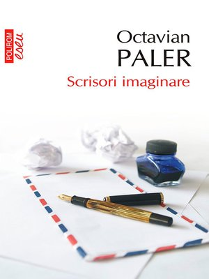 cover image of Scrisori imaginare