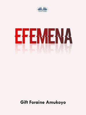 cover image of EFEMENA