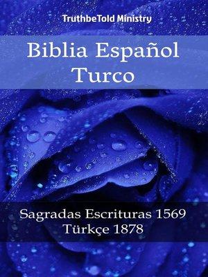cover image of Biblia Español Turco