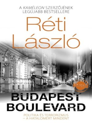 cover image of Budapest Boulevard