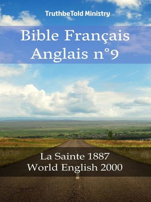 cover image of Bible Français Anglais n°9