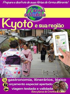 cover image of Japão: Kyoto e sua região