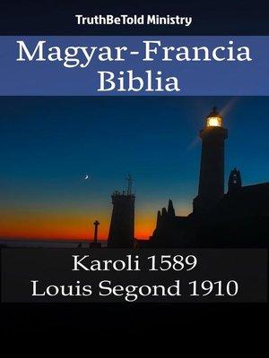 cover image of Magyar-Francia Biblia