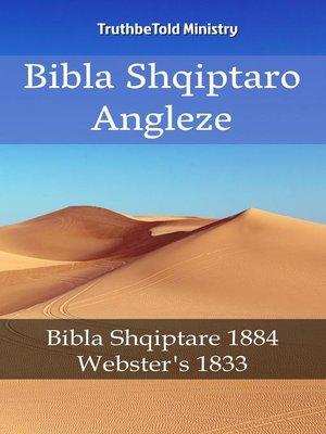 cover image of Bibla Shqiptaro Angleze