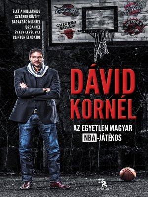 cover image of Dávid Kornél