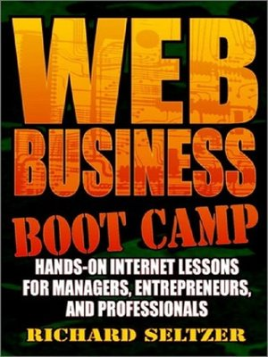 cover image of Web Business Bootcamp